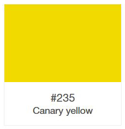 970-235 Canary Yellow