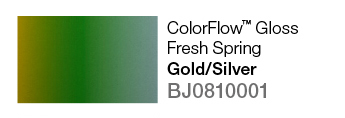 Avery SWF ColorFlow Gloss Fresh Spring (Gold/Silver)