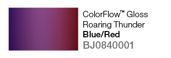 Avery SWF ColorFlow Gloss Roaring Tunder (Blue/Red)