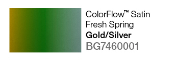 Avery SWF ColorFlow Satin Fresh Spring (Gold/Silver)