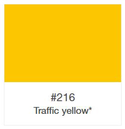 ORACAL 8300-216 Traffic Yellow