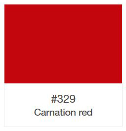 ORACAL 8500-329 Carnation Red