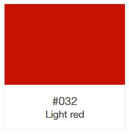 Oracal 651-032 Light Red