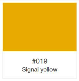Oracal 751-019 Signal Yellow