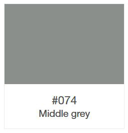 Oracal 751-074 Middle Grey
