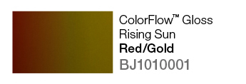 Avery SWF ColorFlow Gloss Rising Sun (Red/Gold) š.152cm