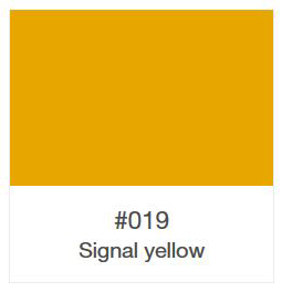 Oracal 641-019 Signal Yellow
